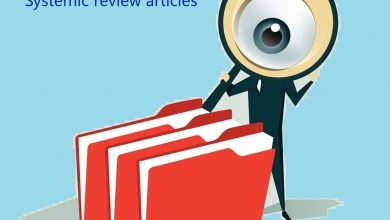 Systematic review articles